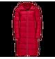 Куртка женская CRYSTAL PALACE COAT красный Jack Wolfskin — фото 1