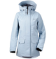 Куртка женская FRIDA голубое облако Didriksons — фото 1