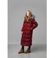 Пальто женское Эстери/NordicE винный Laplanger — фото 1
