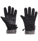 Перчатки SOFTSHELL HIGHLOFT GLOVE KIDS черный Jack Wolfskin — фото 1