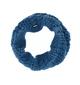 Шарф Alfa Loop Синий Eisbär — фото 1
