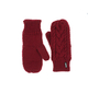 Варежки женские Afra Mittens  Бордовый Eisbär — фото 1